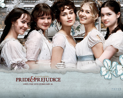 Pride & Prejudice Official پیپر وال