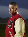 Puck - glee photo