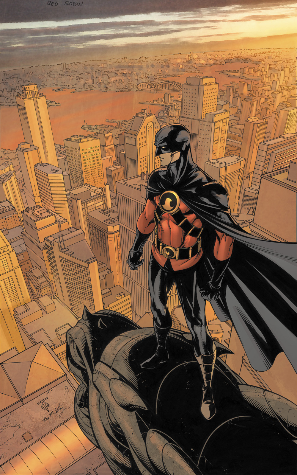 Tim Drake images Red Robin #6 HD wallpaper and background ...