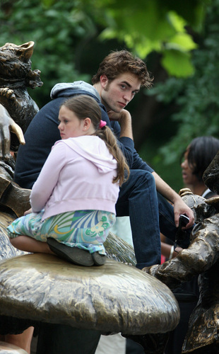 Remeber me filiming- ROB