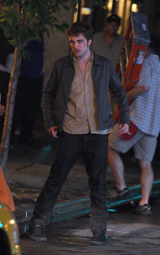 Remeber me filming- ROB
