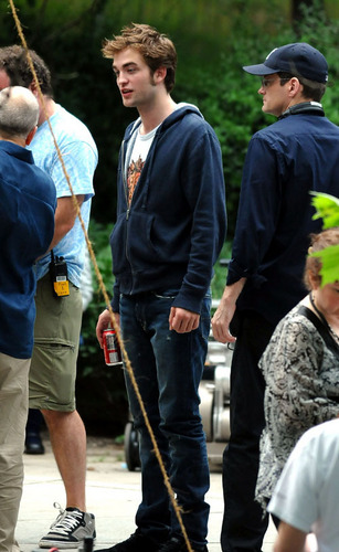 Remember me filiming -ROB