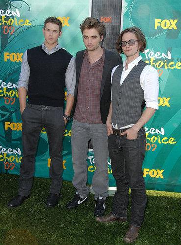 Rob, Kellan and Jackson