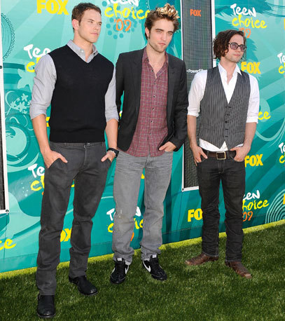 Rob, Kellan and Jackson