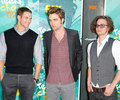 Rob, Kellan and Jackson - twilight-series photo
