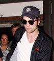 Rob in Vancouver - twilight-series photo