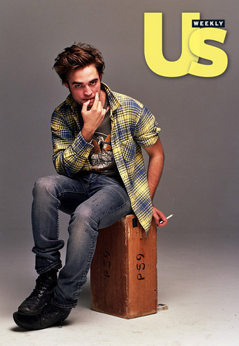 Robert Pattinson- фото shoot