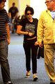 Robert Pattinson and Kristen Stewart Take Off - twilight-series photo