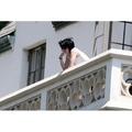 Robert Pattinson and Kristen Stewart balcony pics - twilight-series photo