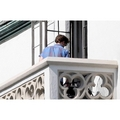 Robert Pattinson and Kristen Stewart balcony pics