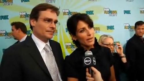 Robert Sean Leonard and Lisa Edelstein