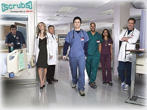 Scrubs images Scrubs HD wallpaper and background photos