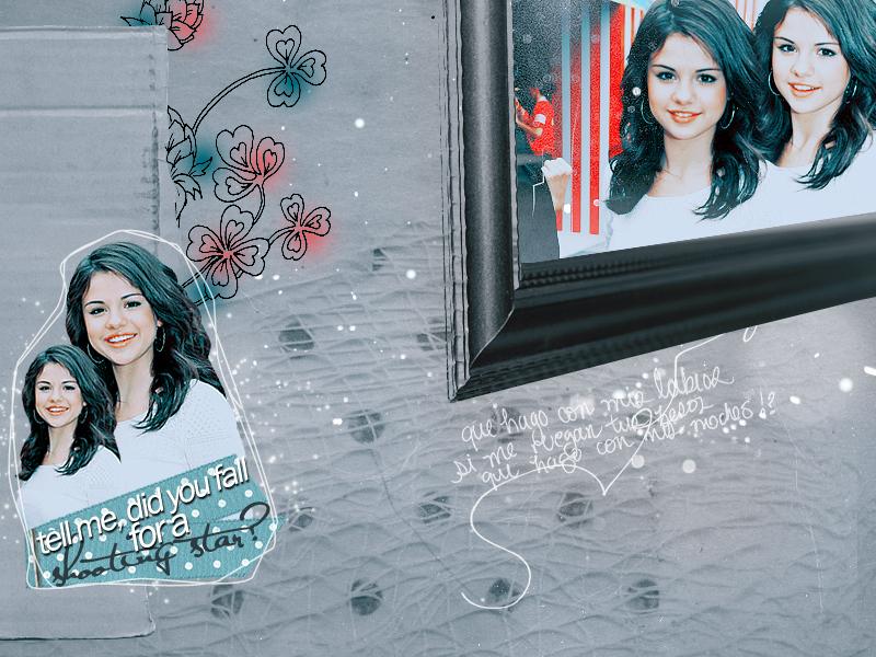Selena~Wallpaper