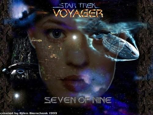 Seven of Nine