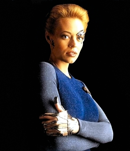 Image of Seven of Nine