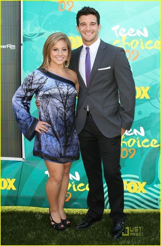 Shawn @ the 2009 Teen Choice Awards - shawn-johnson Photo