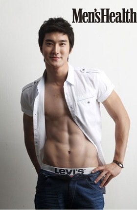 Super Junior hình nền called Siwon *_^