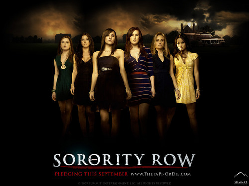 Sorority Row (2009) kertas dinding