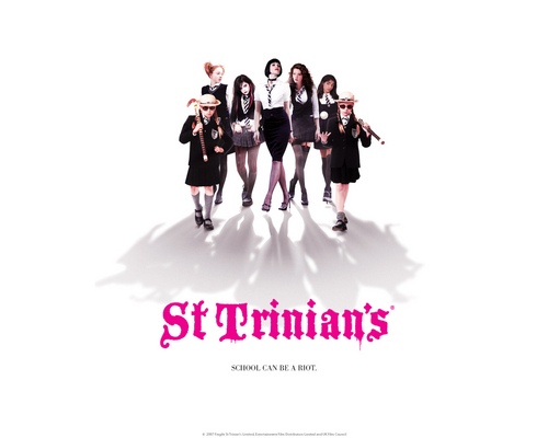 St. Trinian's Official 바탕화면