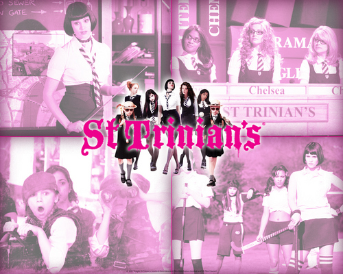 St. Trinian's Official Обои