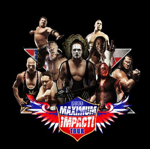 Sting & TNA Superstars
