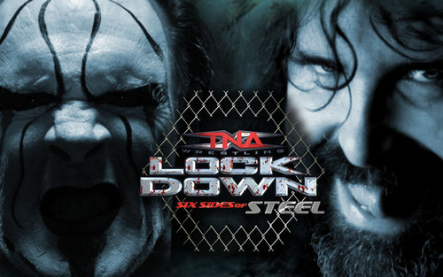 Sting vs. Mick Foley