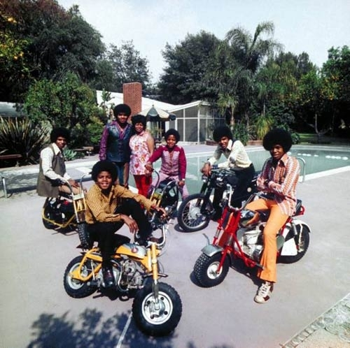 The brilliant Jackson 5! Rare Photos!