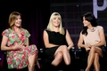The cast of Cougar Town at ABC's TCA tour 2009.  - cougar-town photo