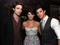 Twilight Cast at Sims Party - twilight-series photo