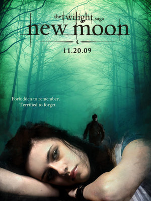Twilight and New Moon :)