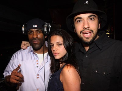 """Vanessa Ferlito attends the after party for the screening of """"Loso's Way"""""""