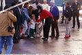 Various > Michael at Los Angeles Airport - michael-jackson photo