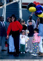 Various > Michael at Los Angeles Airport - michael-jackson photo