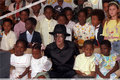 Various > Michael visits Africa - michael-jackson photo