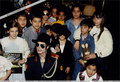 Various > Michael visits Buenos Aires - michael-jackson photo