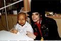 Various > Michael visits Santiago - michael-jackson photo