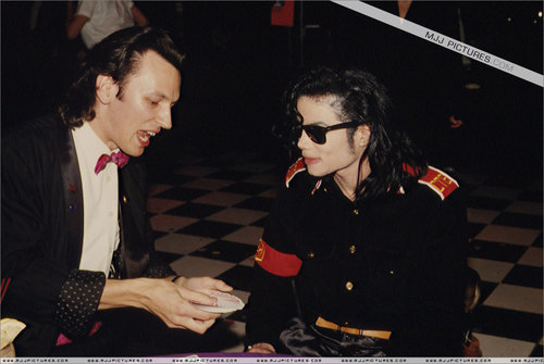 "Various > ""My Dinner With Michael"""