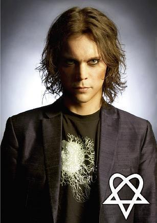 Ville Valo fond d'écran with a well dressed person called Ville Valo <3