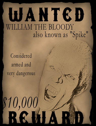 Wanted - Spike