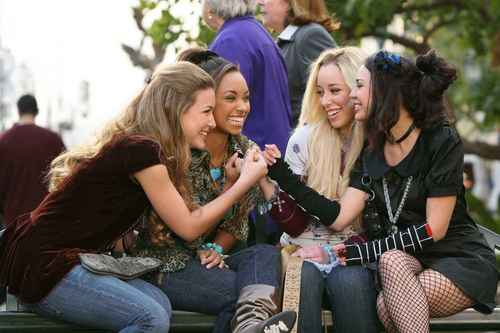 Yasmin,Cloe,Jade and Sasha