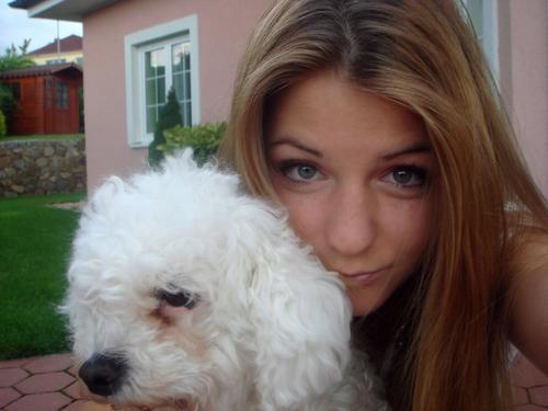deedeedot - me & Anabela