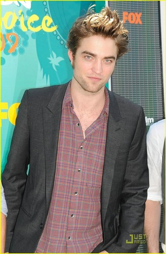ert Pattinson - Teen Choice Awards 2009