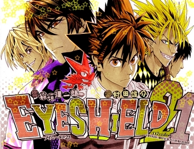 eyeshield guys!