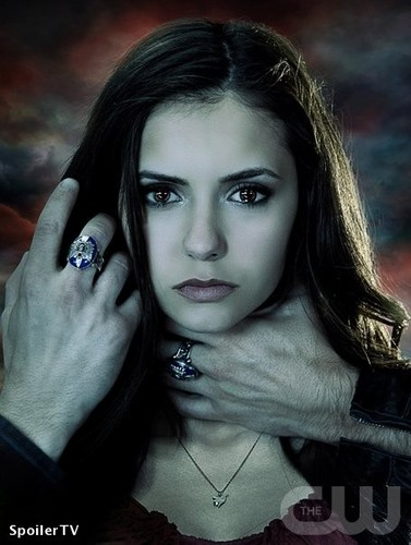 promo pictures - damon-and-elena Photo