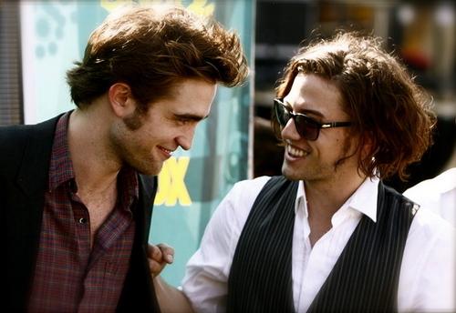 rob and jackson
