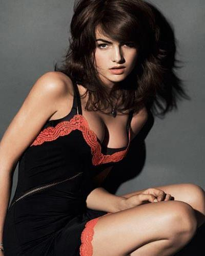 sexy photo shoot - camilla-belle Photo