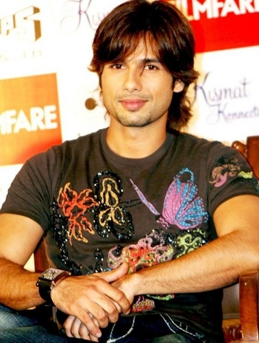 shahid is so cool