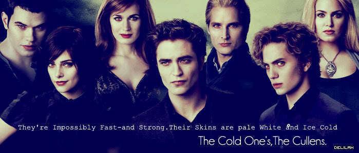 twilight series<3