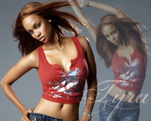 tyra banks wallpaper titled tyra