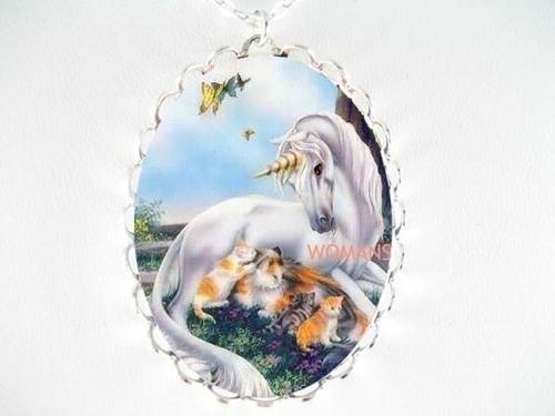Unicorn ネックレス